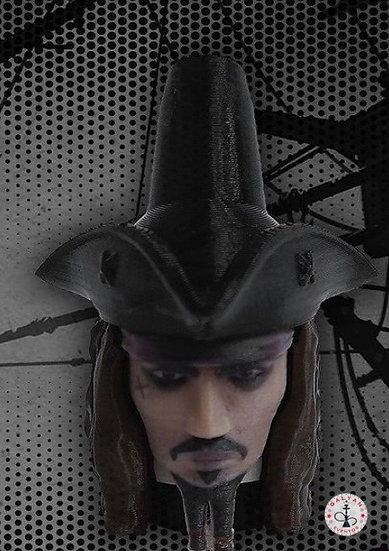 Boquilla 3D Pirata  layard GALYAN