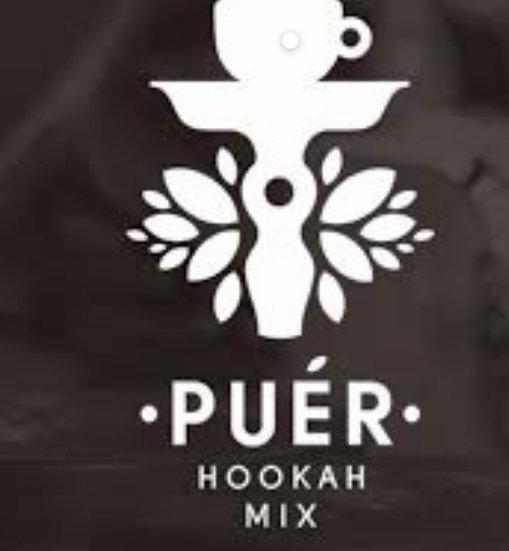 PUER Hookah Mix. Varios sabores