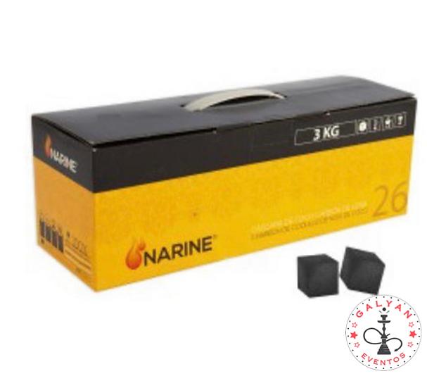 Carbon Natural Narine 3 Kilos