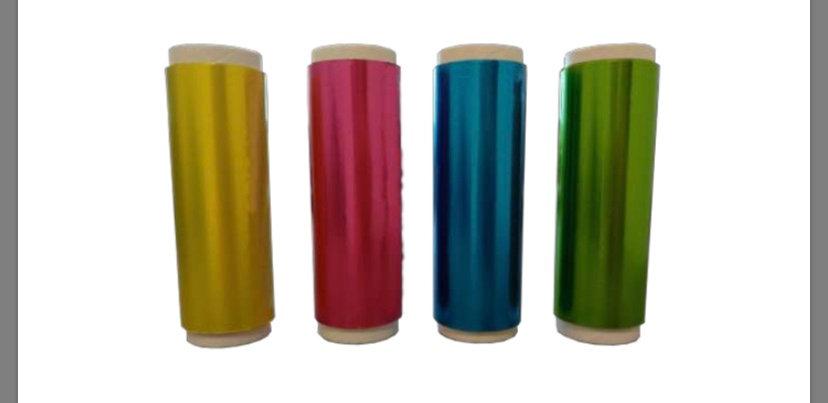 Papel Aluminio Salloum Colores
