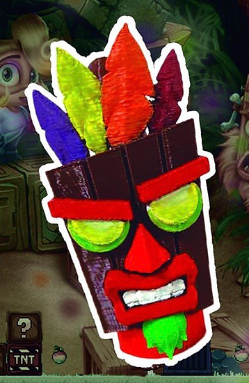 Boquilla 3D Mascara + Layard