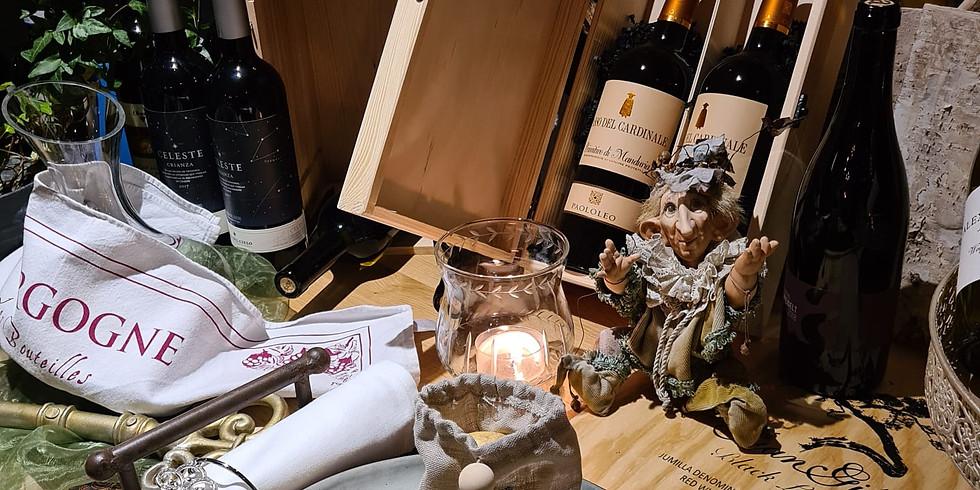Vitis vinifera & Feinspetzerei