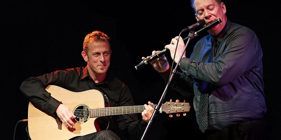 Irish – Night mit Skip Healy und Sami Moor