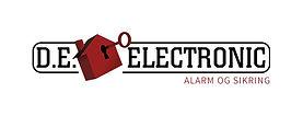 DE Electronic Logo