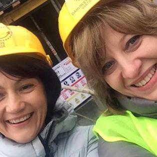 Carmen Uscatu en Oana Gheorghiu - Burgerinitiatieven voor betere gezondheidszorg