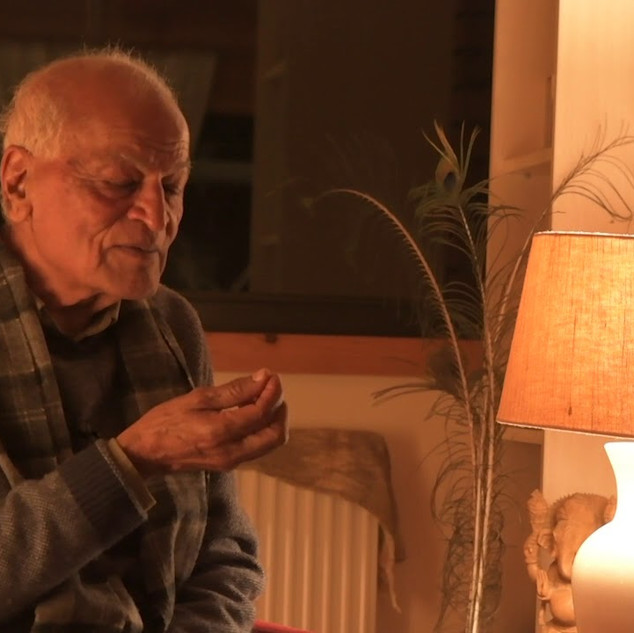 Fire Chat Sessions with Satish Kumar