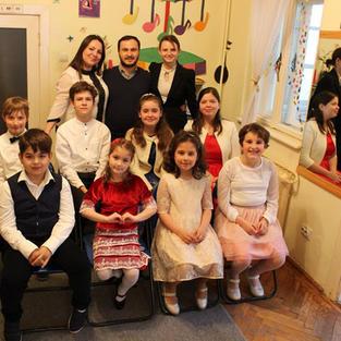 Florin Ţirlea - Muziekschool Ars Cantus