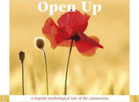 Open Up — A Hopeful Mythological Tale of the Coronavirus