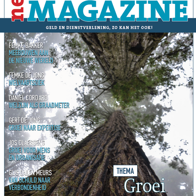 Quarterly publication of New Financial Magazine