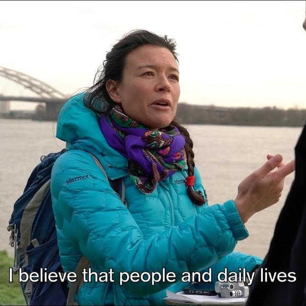 Li An Phoa - Oprichter Drinkable Rivers
