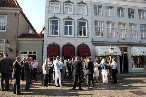 1e New Financial Day - Heusden-Vesting