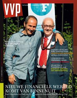 1e New Financial Day in Heusden- Vesting