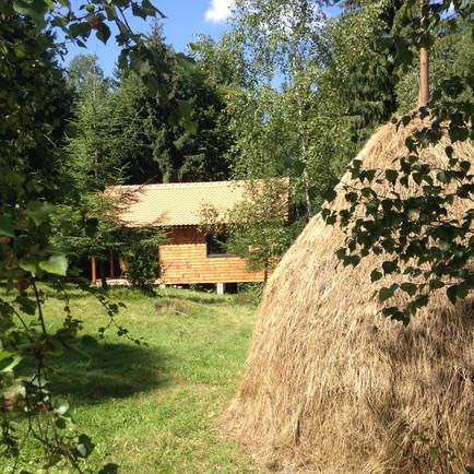 Writers hute