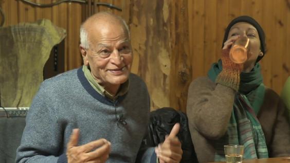 Fireside chat with Satish Kumar (Cabana Vladeasa)