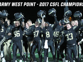 Army West Point wins CSFL title