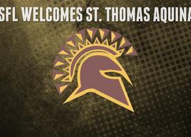 St. Thomas Aquinas joins CSFL