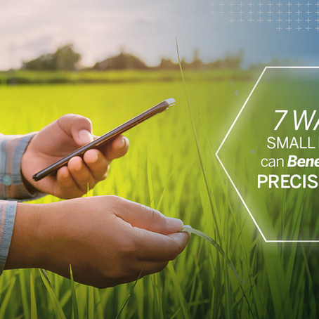 7 Ways Small Farms Can Benefit from Precision Ag