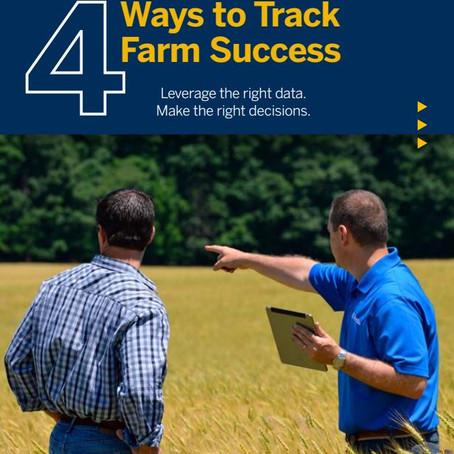 Whitepaper: 4 Ways to Track Farm Success