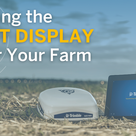 Choosing the Best Display for Your Farm