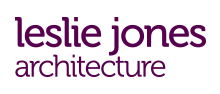 Further congratulations to Leslie Jones Architecture!