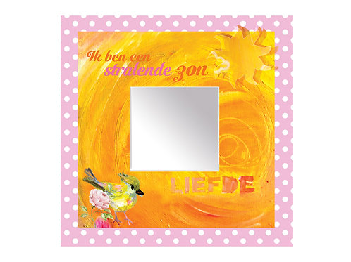 Spiegel - Ik ben een stralende zon