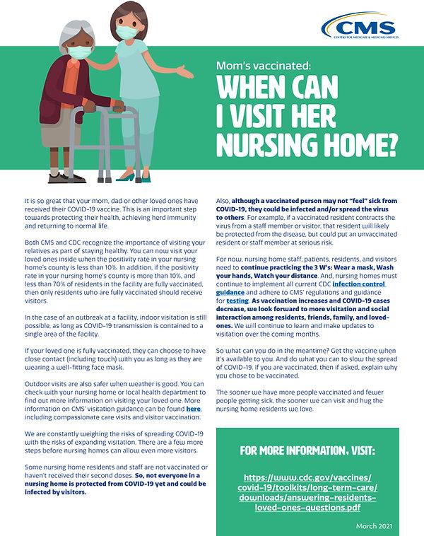 CMS - Nursing Home Visit - MARCH11-508.j