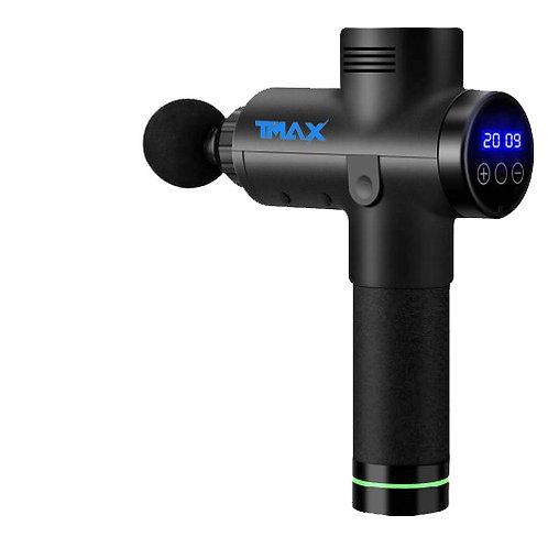 T-Max Black Deep Tissue Massage Gun