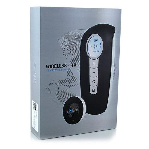 Wireless TENS/EMS