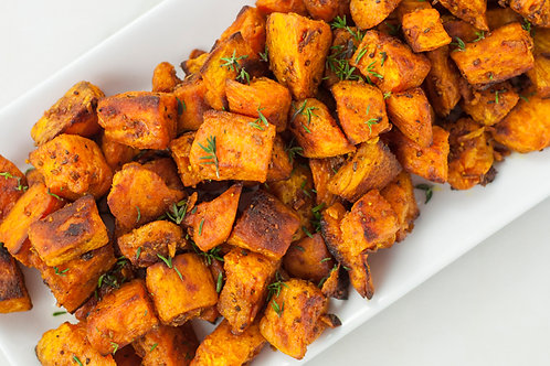 honey roasted sweet potatoes home delivery