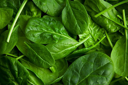 Home delivery spinach salad