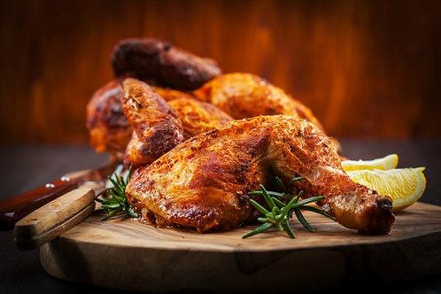 1/2 Herb/Garlic Roasted Chicken
