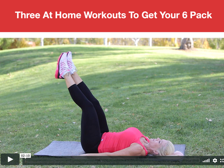 Tight, Toned and Trim Tummy (3 Workouts)