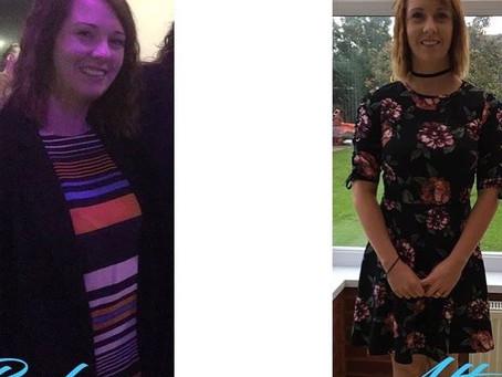 Transformation Story: Kristen's Fat Loss Journey