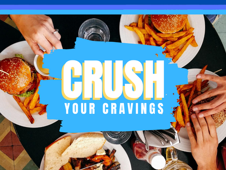 Using Psychology To Crush Food Cravings