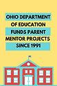 Ohio Department of education funds paren