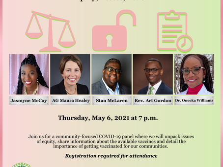 You're Invited to Community-Focused COVID Panel Discussion