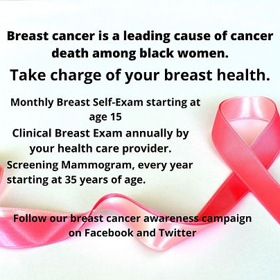 Breast cancer is a leading cause for hom