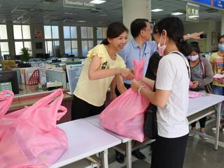 活動|民間物資轉贈近貧戶,讓愛心無差別幫助所有人!