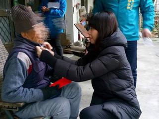 活動|響應民生物資募集寒冬送暖過好年