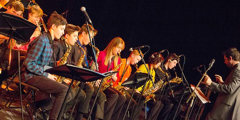 Herts Youth Jazz Ensemble @ Herts Jazz Festival