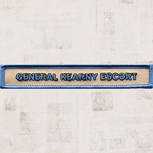 General Kearny Escort Segment Patch (13 May-22 August 1847)  - C1010