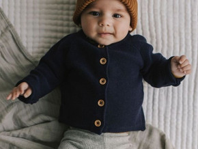 How about casual style but a more comfortable one for your baby!