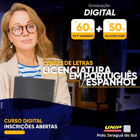 chamada Letras - Licenciatura em Portugu