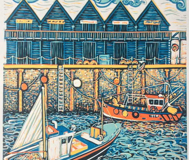 In the Harbour -£260