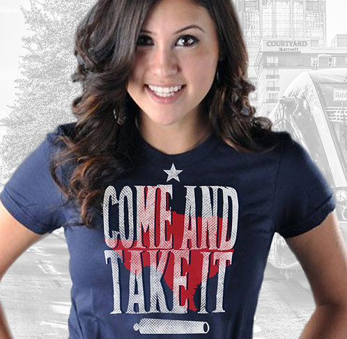 Come and Take IT - Unisex Tee