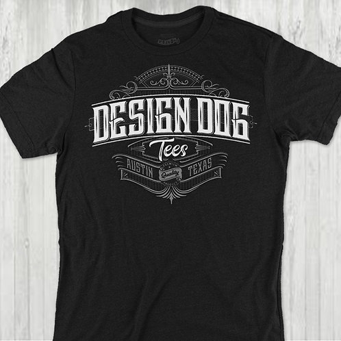 Design Dog Tees Tee - Mens and Ladies