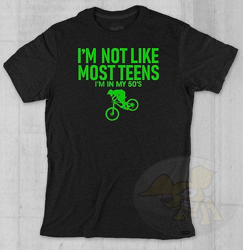 Not Like Most Teens - Unisex Tee