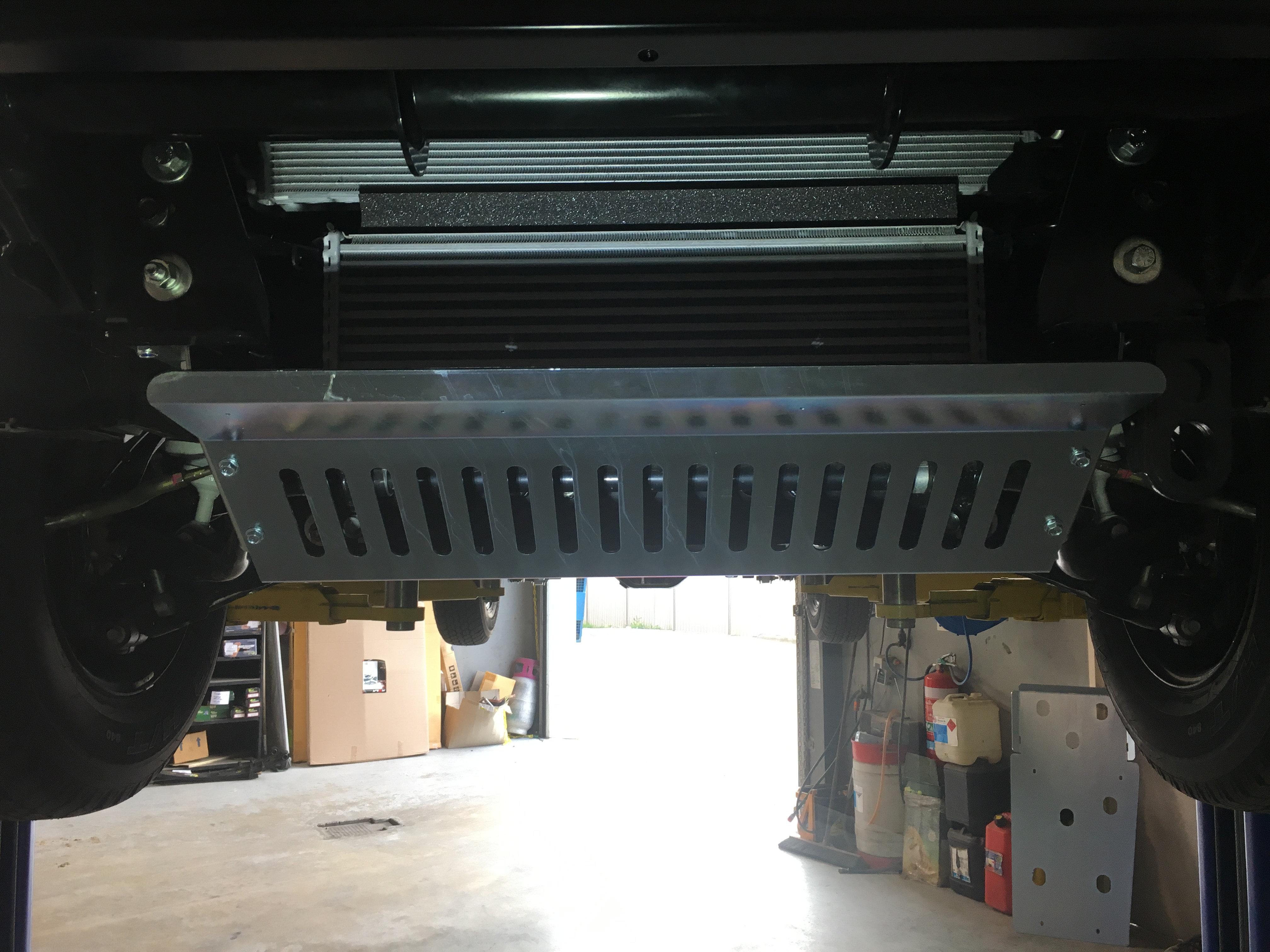 Nissan Navara NP300 2 3 Ltr Diesel Bash Plate code 044 A