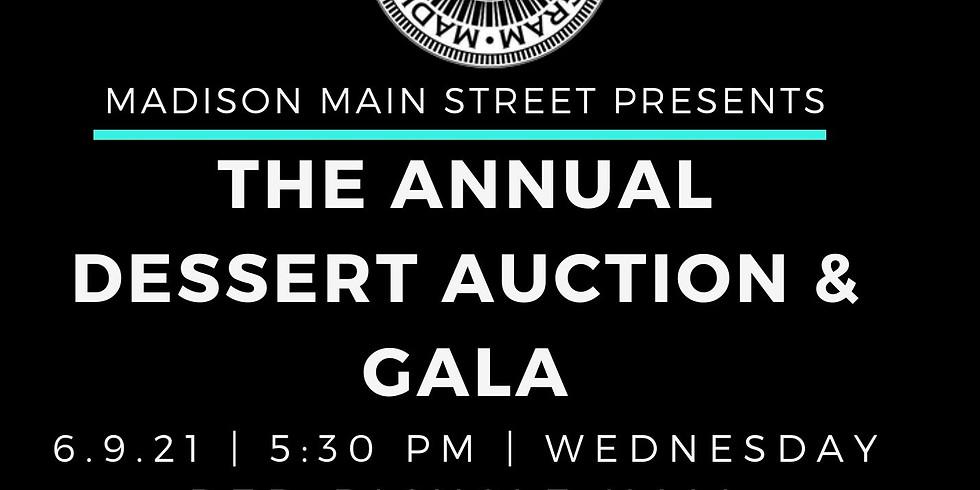 Annual Dessert Auction & Gala