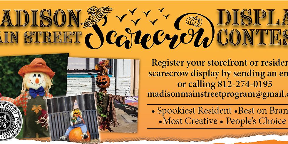 Scarecrow Display Contest